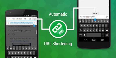 Screenshot of ShortPaste - Autoshorten URLs
