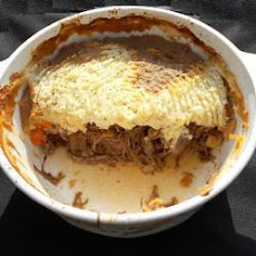 Shepherd's Pie Made with Leftovers