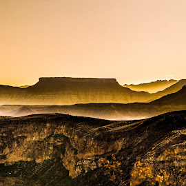 Gold Rush by Shane Hinds - Landscapes Mountains & Hills