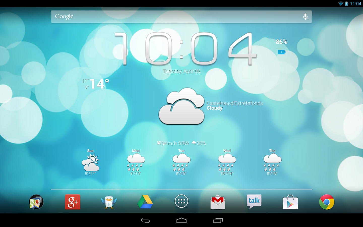 Beautiful Widgets Pro Screenshot 14