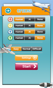 Funny Flight Chess - screenshot