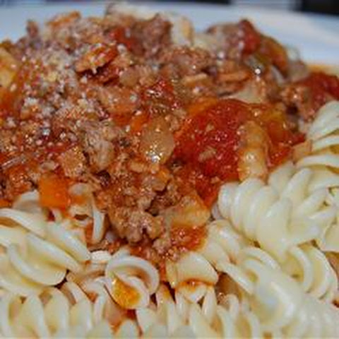 Pastor Ryan's Bolognese Sauce Recipe — Dishmaps