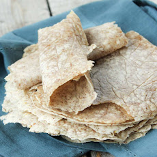 Grain Free Soft Tortilla Shells
