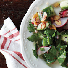 Cucumber and Radish Salad