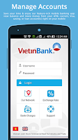 Screenshot of VietinBank iPay