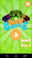 Screenshot of Koala Bubble Shooter