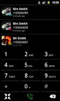 Screenshot of Dialer2