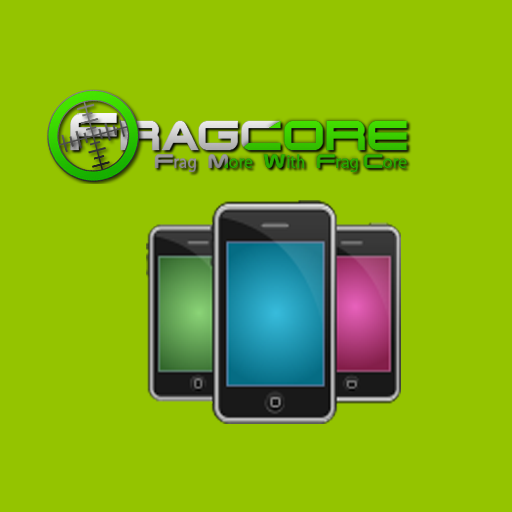 Fragcore Hub LOGO-APP點子