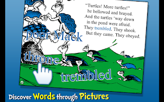 Screenshot of Yertle the Turtle - Dr. Seuss