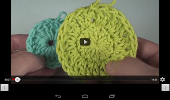 Screenshot of How to Crochet New Pattern