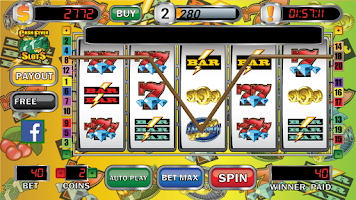 Screenshot of Cash Fever Slot Machine