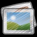 Rotating Wallpaper icon