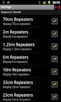 Screenshot of RepeaterBook