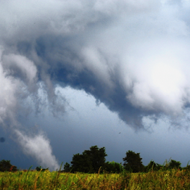 Storm by Shannon Parsons  - News & Events Weather & Storms ( clouds, mountain, dark, weather, storm,  )