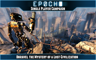 Screenshot of EPOCH