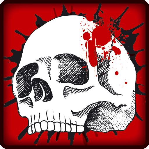 頭蓋骨ADWテーマ 個人化 App LOGO-硬是要APP