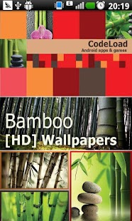 Bamboo [HD] Wallpapers - screenshot