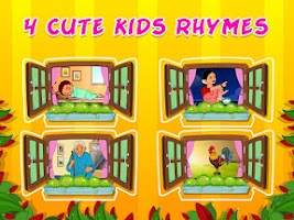 Screenshot of Tamil Nursery Rhymes Vol - 02