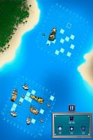 Screenshot of Warships - Sea on Fire! HD