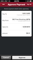 Screenshot of IBC Mobile