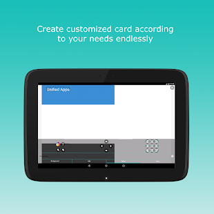 Business card maker android for App to make business cards
