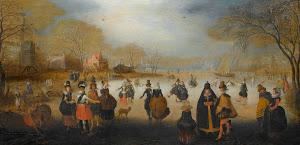 RIJKS: Adam van Breen: painting 1620