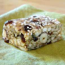 Healthy Nut Bars