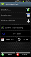 Screenshot of Call Reminder Pro