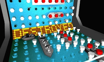Screenshot of Battleship 3D War Free