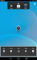 Screenshot of Sliding Folders