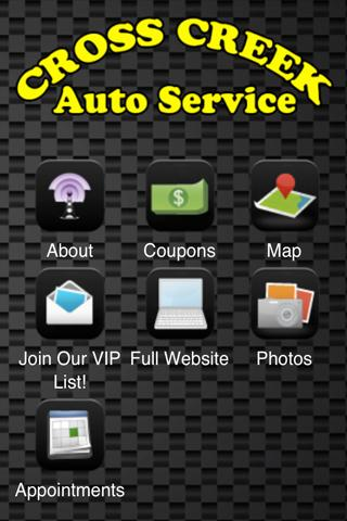 Cross Creek Auto Service