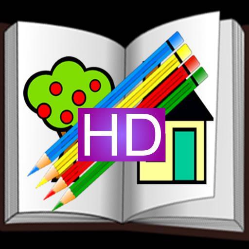 生產應用必備App|Ultimate Colorbook Free LOGO-綠色工廠好玩App