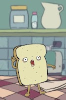 Screenshot of Talking Toast Free