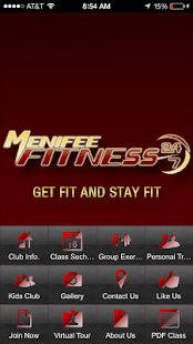 Menifee Fitness - screenshot