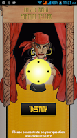 Screenshot of Fortune Teller Mystic Rena