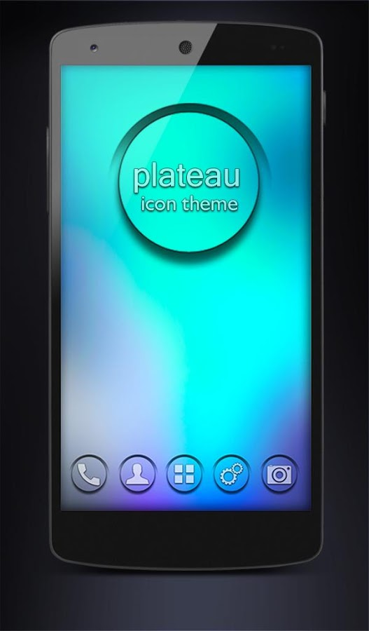 plateau Icon Pack Nova Apex Screenshot 11
