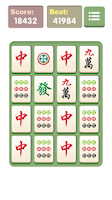 Screenshot of Mahjong 2048