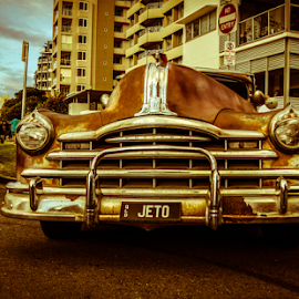 Jets by Petra Bensted - Transportation Automobiles ( car, old, vintage, gold coast, cooly rocks )