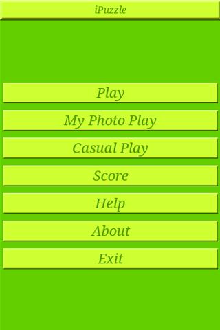 iPuzzle - Photo Puzzle Game