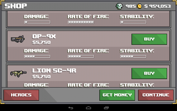 Random Heroes 2 apk screenshot