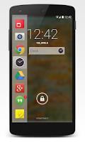 Screenshot of Glovebox - Side launcher