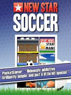 New Star Soccer- screenshot thumbnail