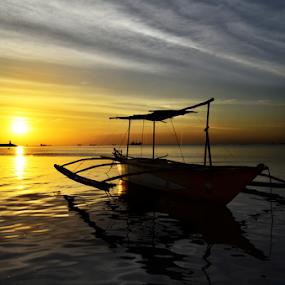 by Fresco Jr Linga - Transportation Boats