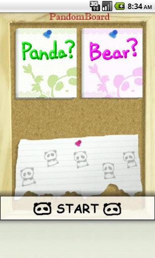 Pandom Board