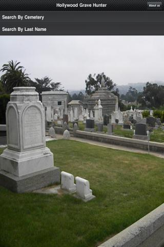Hollywood Grave Hunter