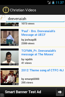 Christian Video Songs - screenshot