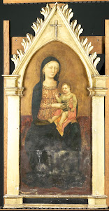 RIJKS: attributed to Pseudo-Ambrodigio di Baldese: painting 1425