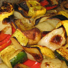 Easy Roasted Veggies