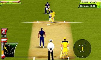 Screenshot of Cricket T20 Fever 3D