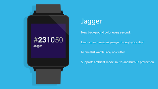 Jagger - Watch Face